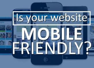 mobile friendly food truck website