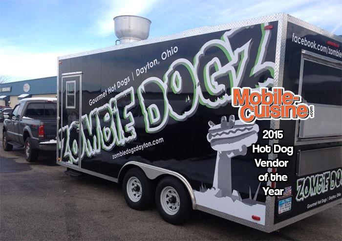 2015 Hot Dog Contest Winner