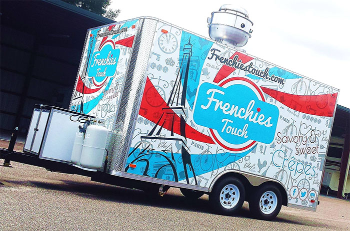 Frenchies Touch Tampa