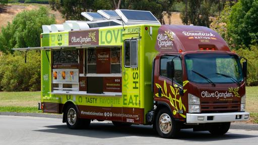Olive Garden Launches National Food Truck Tour