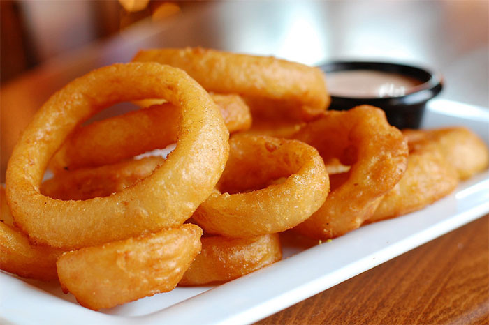 onion ring fun facts