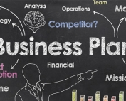 business concept section