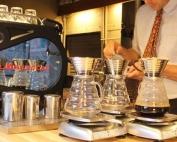 coffee truck equipment
