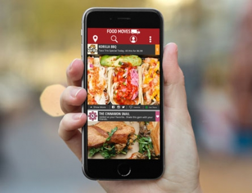 Food Moves To Provide Real Time Food Truck Tracking