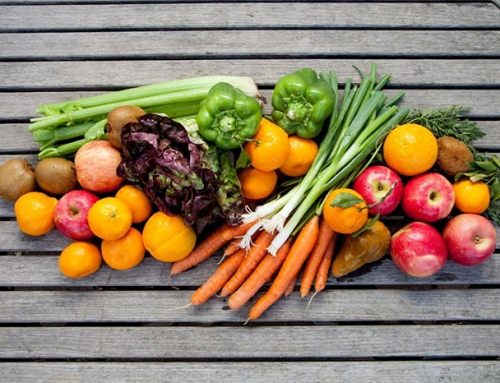 Fresh Produce Food Safety Tips
