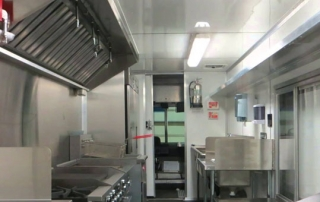 hot food truck kitchens