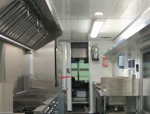 Carlton University Food Truck