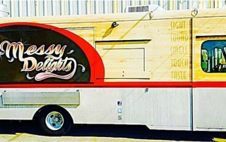 messy delights food truck