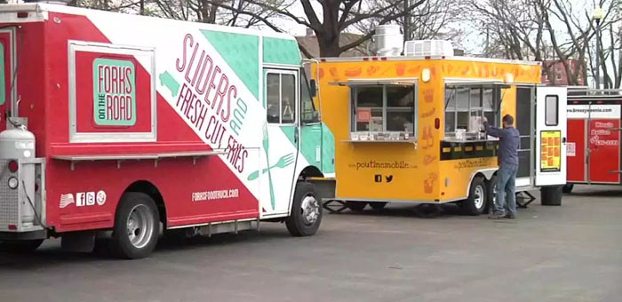 Food Truck Catering Knoxville Tn