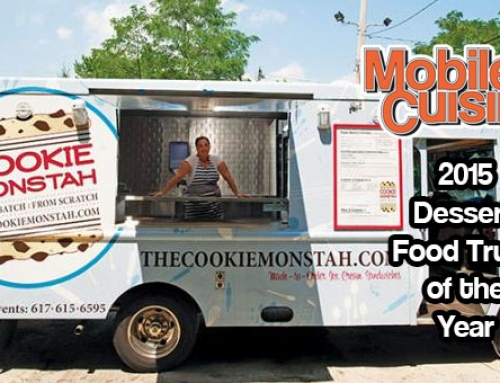 The Cookie Monstah: 2015 Dessert Food Truck Of The Year