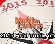 2015 Food Truck Articles