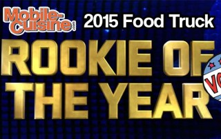 2015 Rookie Food Truck Contest