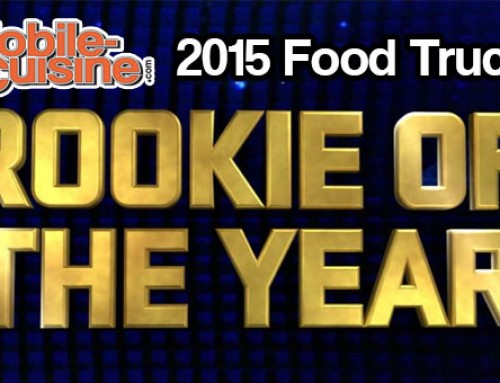 Vote Now! 2015 Rookie Food Truck Of The Year