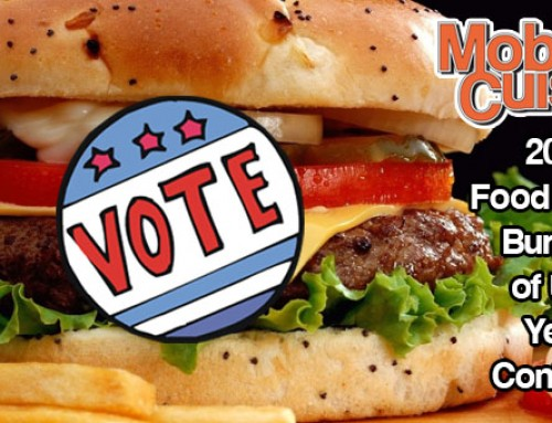 Vote Now: 2016 Food Truck Burger Of The Year
