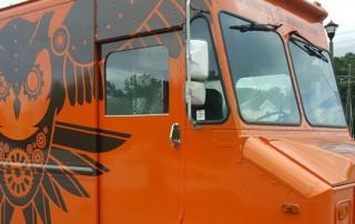 Clockwork Owl Food Truck