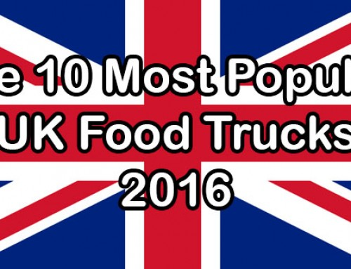 The 10 Most Popular UK Food Trucks 2016