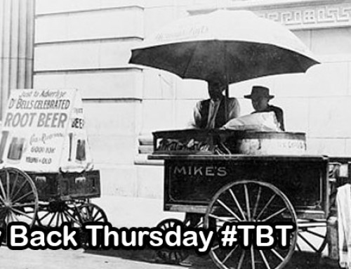 Root Beer Cart | Food Truck Throw Back Thursday