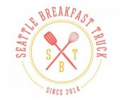 seattle breakfast truck logo