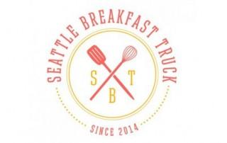 seattle breakfast truck logo