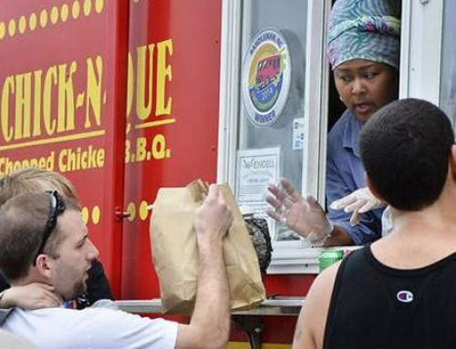North Carolina Town Proposes Food Truck Ban