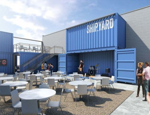 Shipping Containers To House More Street Food In Detroit