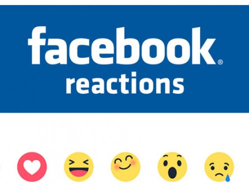 New Facebook Reactions Are Here And They're Live