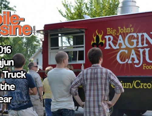 Ragin Cajun: 2016 Cajun Food Truck Of The Year