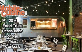 2016 Food Truck Restaurant