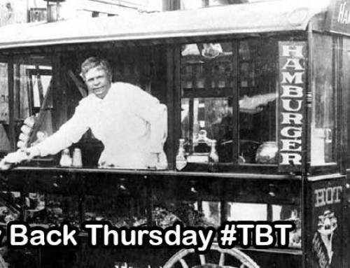 Hamberburger Truck | Food Truck Throw Back Thursday