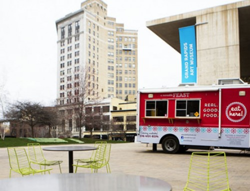 Grand Rapids Council Approves Re-Tooled Food Truck Rules