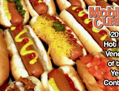 2016 Hot Dog Vendor Of The Year Contest