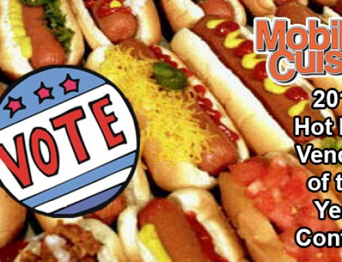 Vote Now: 2016 Hot Dog Vendor Of The Year
