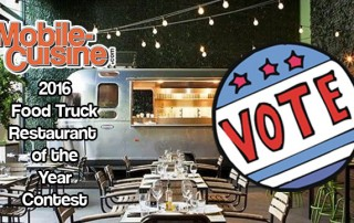 2016 Food Truck Restaurant Of The Year