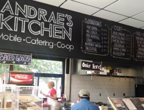 Andrae's Kitchen: 2016 Food Truck Restaurant Of The Year