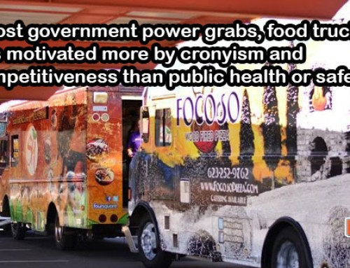 Bob Barr Food Truck Quote