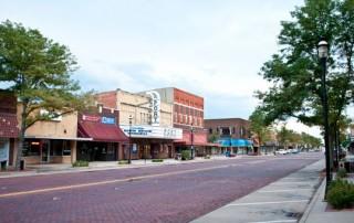 Kearney NE downtown