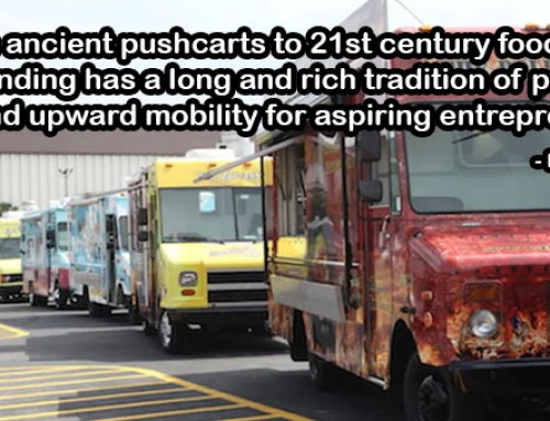 Liz Neumark Food Truck Quote