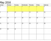 May 2-6 Food Holidays