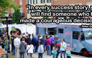 Peter Drucker Success Quote