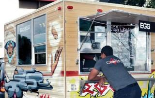 santa fe food truck