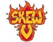 skew u logo