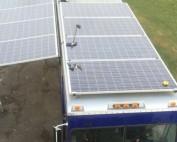 solar food truck