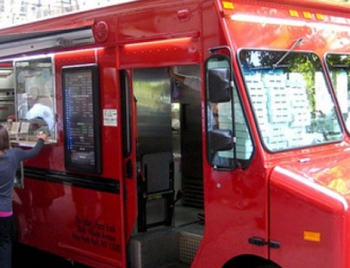 Food Truck Industry Spreads To The West Bank