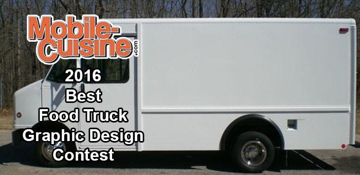2016 Best Food Truck Graphic Design Contest