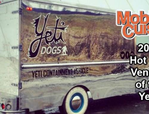 Yeti Dogs: 2016 Hot Dog Vendor Of The Year