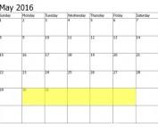 May 30-3 Food Holidays