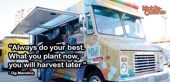 Og Mandino Harvest Quote