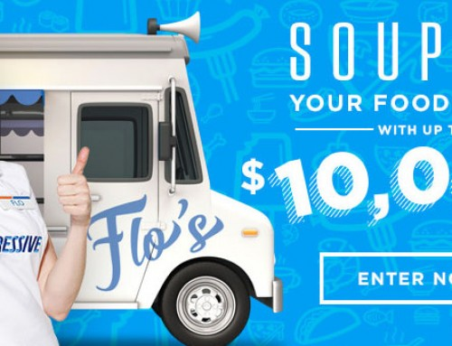 Flo's Fabulous Food Truck Contest Offers 10K For Vendors