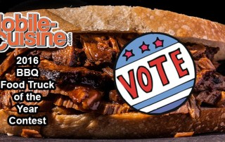 2016 Food Truck BBQ Of The Year