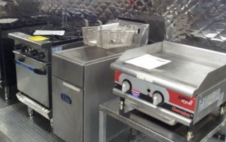 buy new food truck equipment
